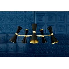 Lustre Chandelier Design Cairo 5