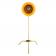 Lampe de table réglable Design Astana Laiton poli