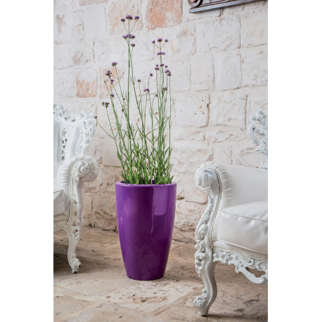Vase rond Design Prisma