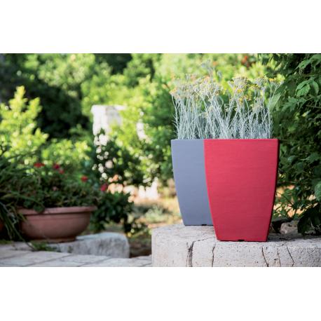 Vase rectangulaire Design Adone