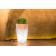 Vase rectangulaire lumineux Design Stilo