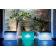 Siège lumineux rectangulaire Design Comfy