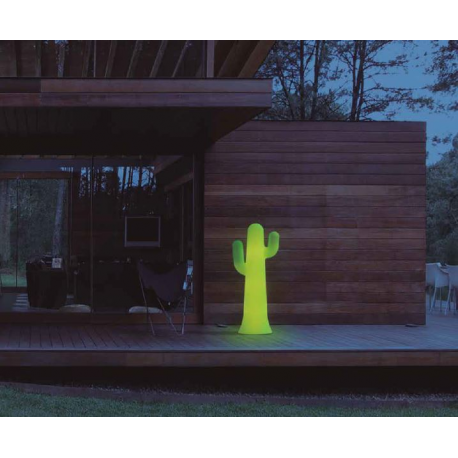 Cactus lumineux Design Pancho