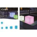 Cubes Led solaire Design Cuby