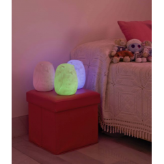 Lampe Led RGB hibou ou chouette Design Gufo