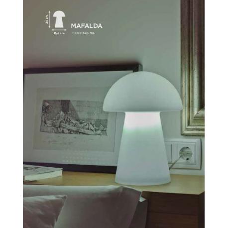 Lampe Led à poser Design Mafalda
