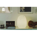 Lampe Led RGB tête d'hibou Design Gufo