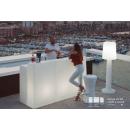 Bar lumineux Led solaire Design Sicilia