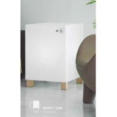 Table lumineuses avec prise USB design Betty