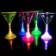 Verre lumineux à Led multicolore