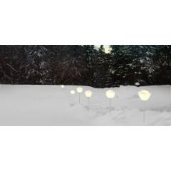 BabyLove, lampe à piquer pour jardin