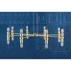 Lustre Chandelier Design Kendu