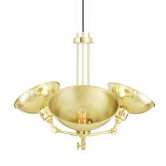 Lustre contemporain modulable Design Sparti