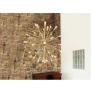 Lustre Chandelier ultra moderne Design Nagano Spoutnik