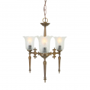 Lustre traditionnel 3 bras Design Allen