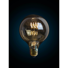 Ampoule déco Led à filament Design Anna