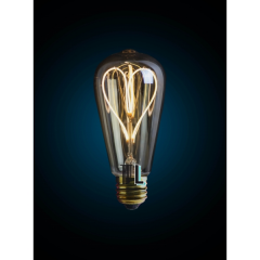 Ampoule déco Led à filament Design Loyse