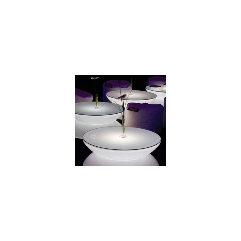 table basse lumineuse lounge. Black Bedroom Furniture Sets. Home Design Ideas