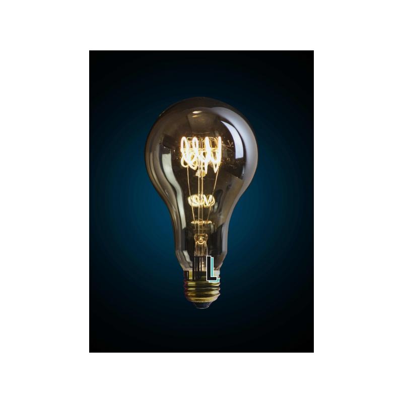 ampoule led filament design rose. Black Bedroom Furniture Sets. Home Design Ideas