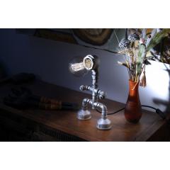 Lampe de table métal pour enfant Design Robic