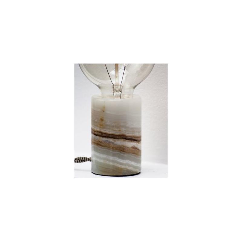 lampe de bureau design onyx. Black Bedroom Furniture Sets. Home Design Ideas