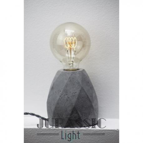 Lampe de bureau en béton Design Bezel