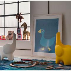 Chaise pour enfant Design Eléphant Tino