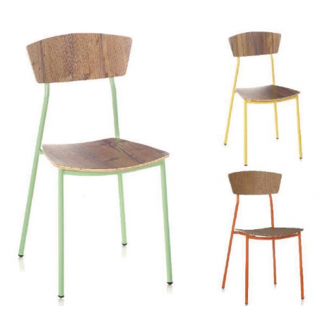 Chaise empilable Design Apta