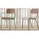 Chaise empilable Design Arcs