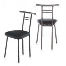 Chaise acier Design 108