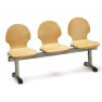 Sièges multiples poutre pour salle d'attente Design Hêtrenat