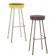 Tabouret de bar mixte acier/bois Design Sicent