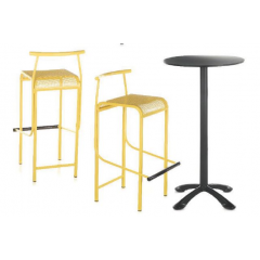 Tabouret de Bar Design Quint