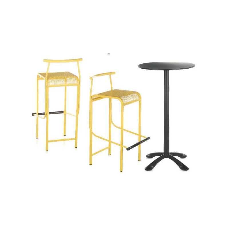 tabouret de bar design quint. Black Bedroom Furniture Sets. Home Design Ideas