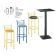 Tabouret de Bar Design Sixtee