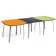 Tables Desix convexes et concave