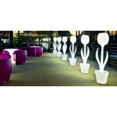 Tulip Lampe design