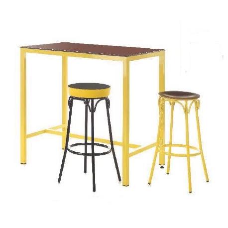 Table haute Frame Haut