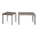Table restaurateur rectangulaire Design Cinvin