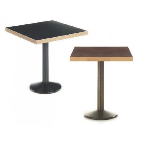 pied de table bistrot en fonte design lyon. Black Bedroom Furniture Sets. Home Design Ideas