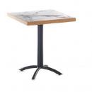 Pied de Table bistrot Design Deauville