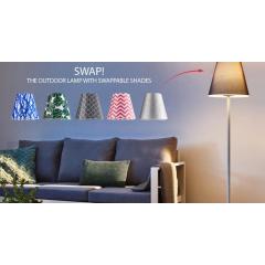 Abat-jour Design pour lampe Swap