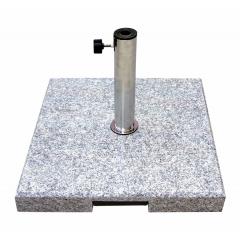 Socle en granite pour parasol professionnel
