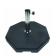 Socle en béton 50 kg pour parasol professionnel