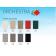 Tissu Orchestra couleur standard