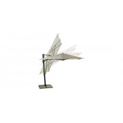 Parasol professionnel à mât déporté Sonata