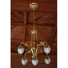 Lustre Chandelier Design Killarney