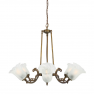 Lustre Chandelier traditionnel Design Ashbourne
