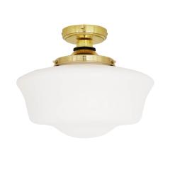 Plafonnier de salle de bain vintage Design Anath IP44