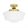 Plafonnier de salle de bain vintage Design Anath